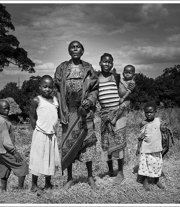 De bewoners van Tanzania